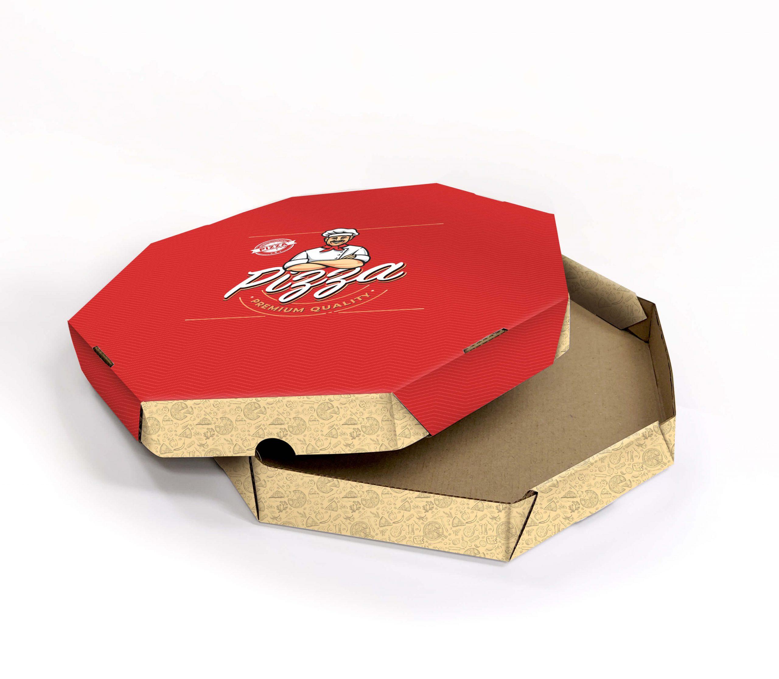 Caixa de Pizza Personalizda